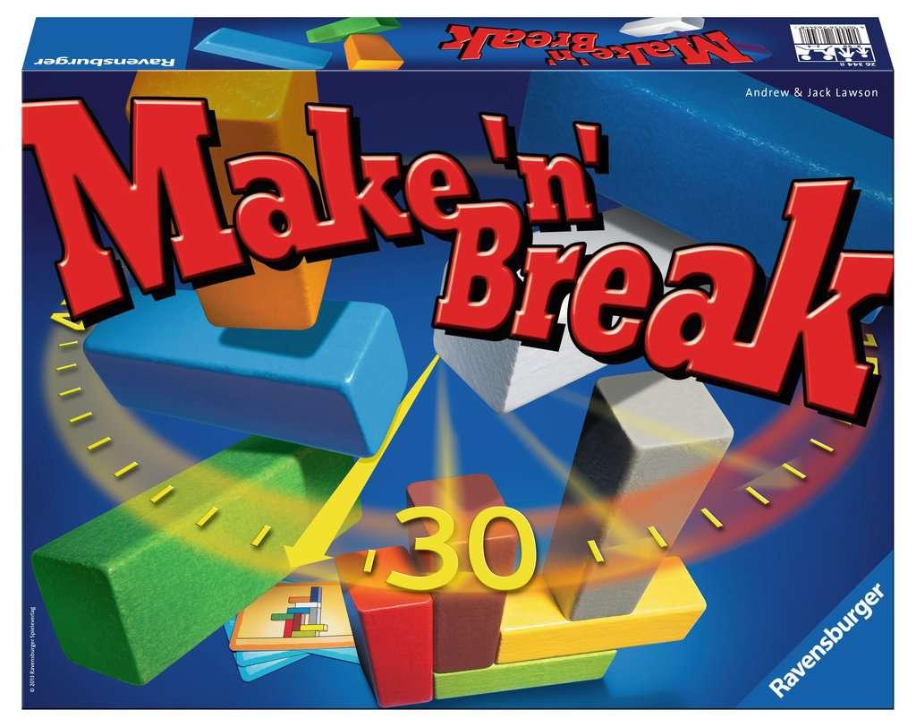 Make МЃN Break