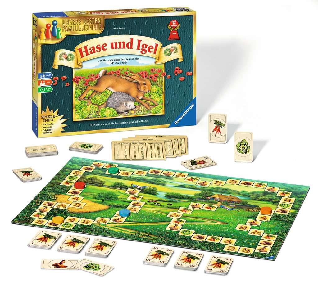 Spiel Hase Und Igel
