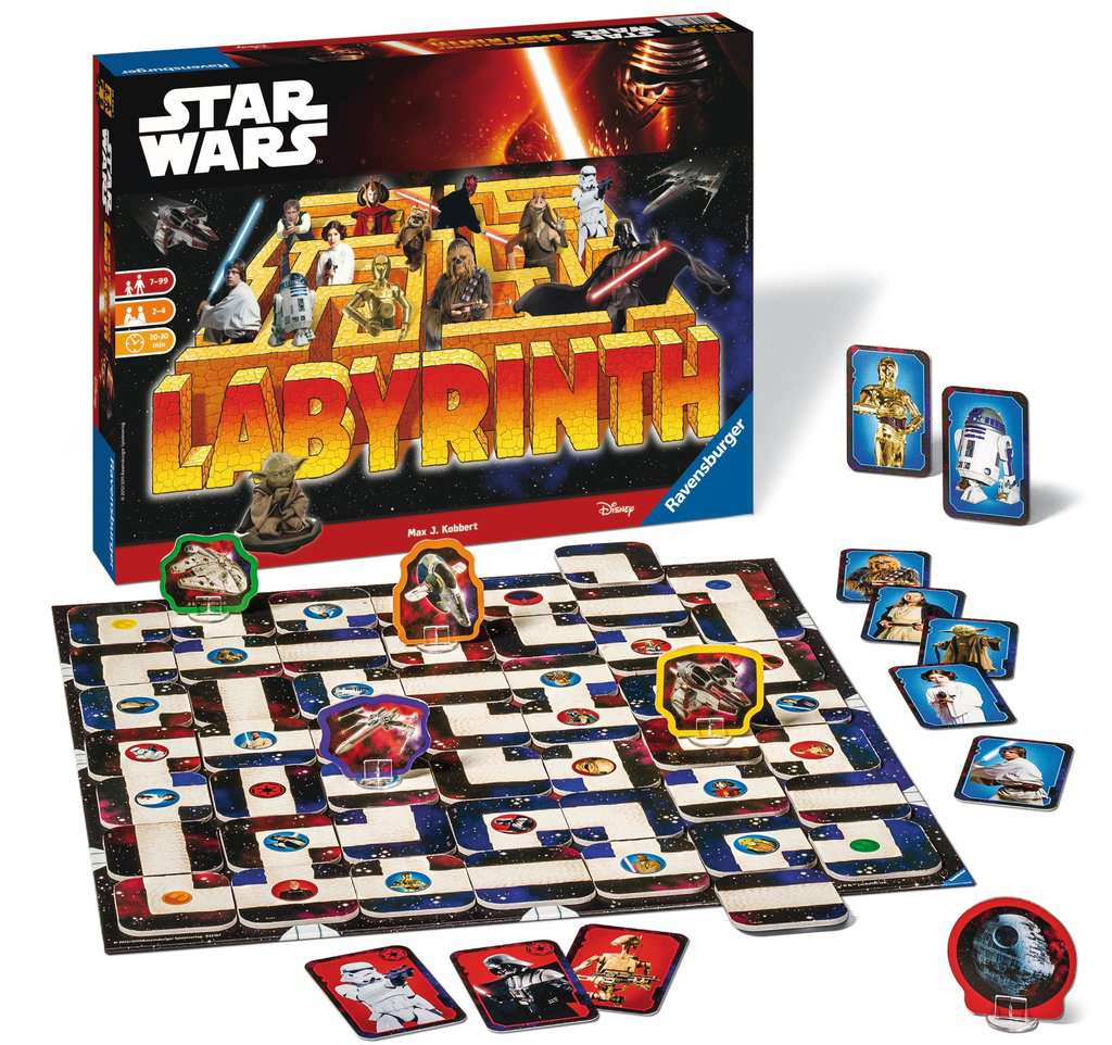 star wars labyrinth das verr ckte labyrinth gro e