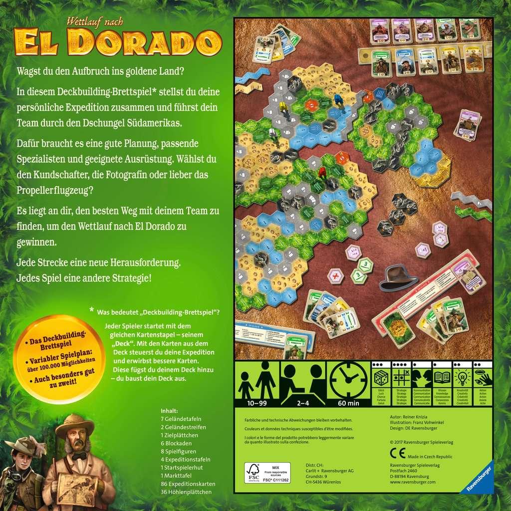 エルドラド(Wettlauf nach El Dorado)