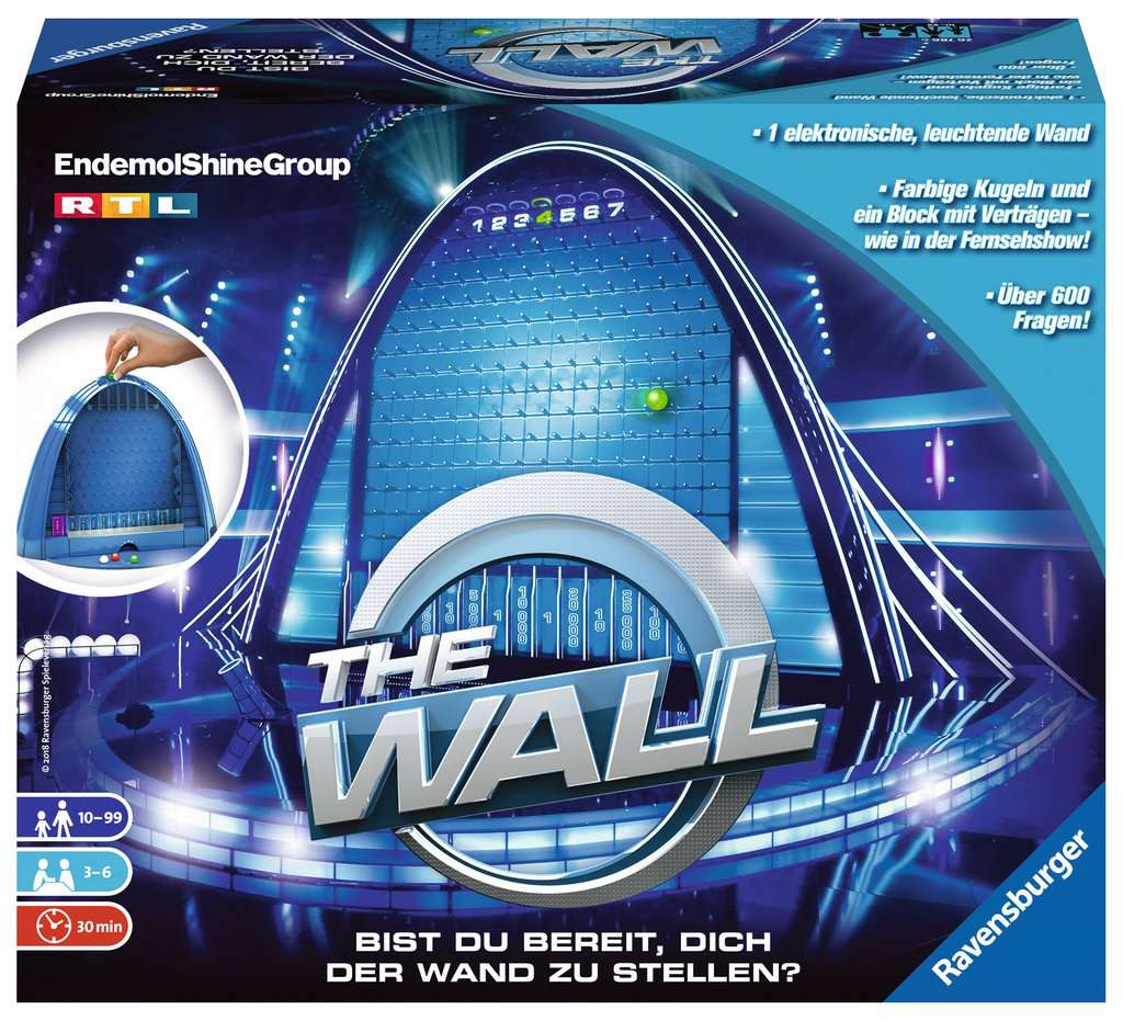 The Wall Spiel