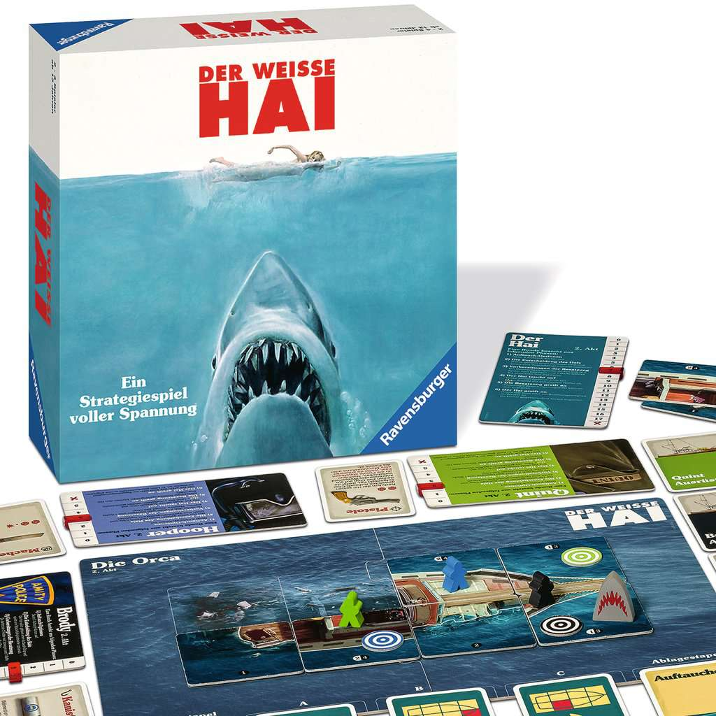 Der WeiГџe Hai Spiel