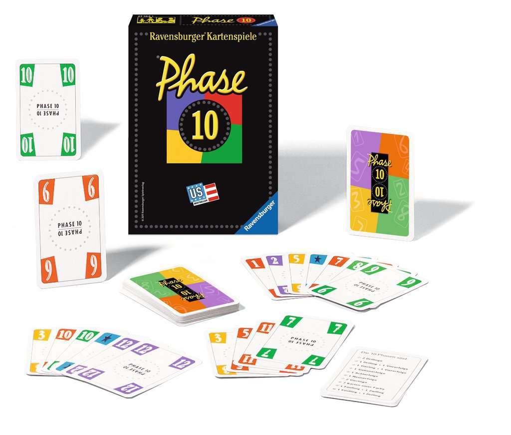 Phase 10 Regeln Anlegen