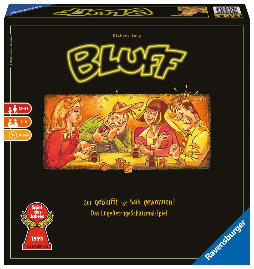 Bluff Ravensburger