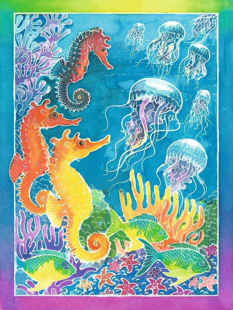 Bunte Unterwasserwelt Malsets Malen Und Basteln Produkte