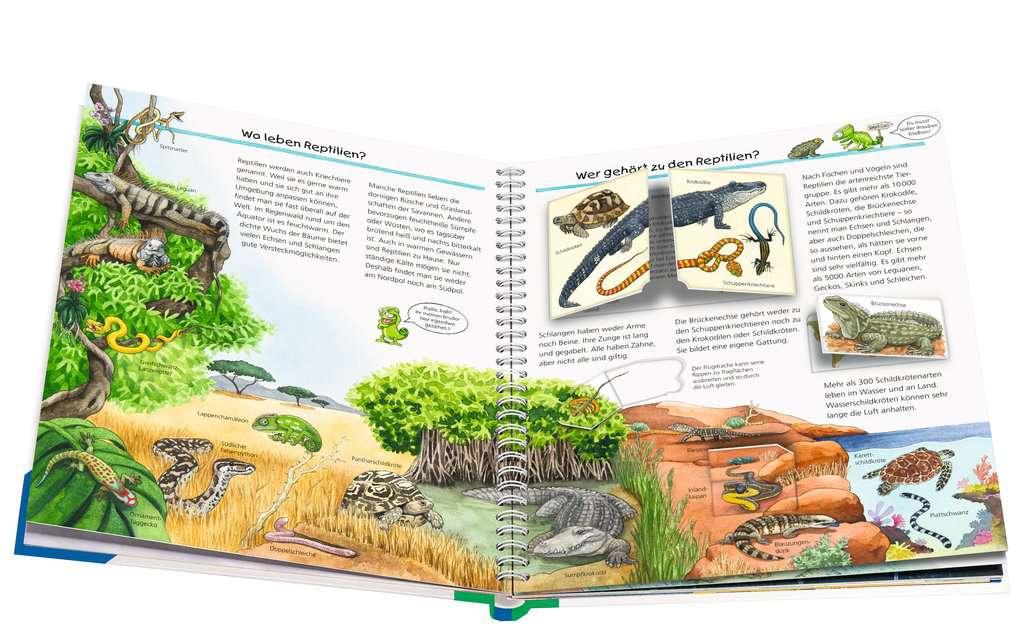 Alles über Reptilien | Wieso? Weshalb? Warum? | Bücher | Produkte ...