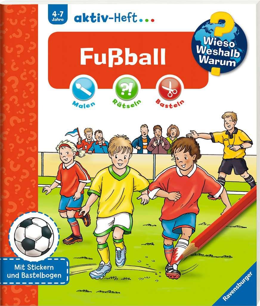 Fußball | Wieso? Weshalb? Warum? | Kinderbücher | Produkte | Fußball