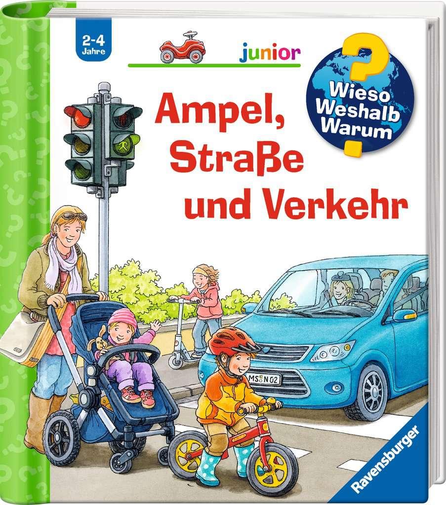Ampel Straße Und Verkehr