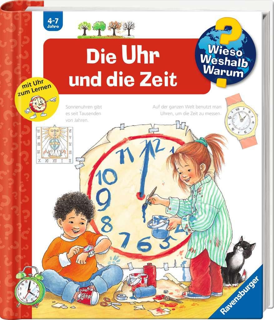 Wieso Weshalb Warum Die Uhr und die Zeit Band 20   Wieso Weshalb  Warum   Kinderbücher   Produkte   Wieso Weshalb Warum Die Uhr und die  Zeit ...