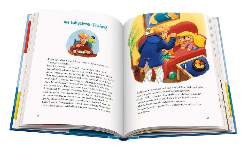 Sonstige Spielzeug-Artikel Ravensburger 36591 Spannende Vorlesegeschichten