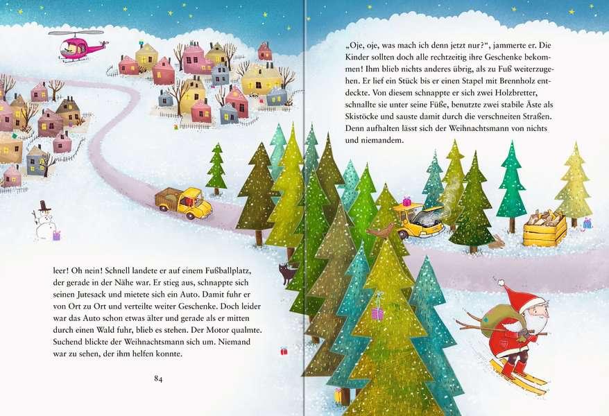 1-2-3 Minutengeschichten: Kunterbunte Weihnachten   Bilderbücher und ...