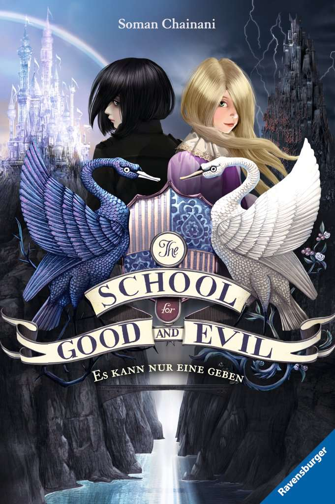 [Rezension] The School for Good and Evil - Soman Chainani
