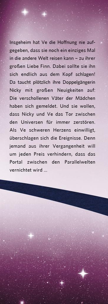 Die Welten-Trilogie, Band 3: Zerrissen zwischen den Welten   Fantasy ...