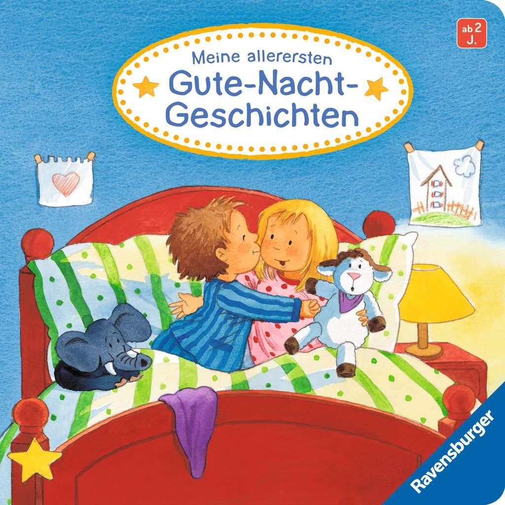 Meine Allerersten Gute Nacht Geschichten Babybucher Und