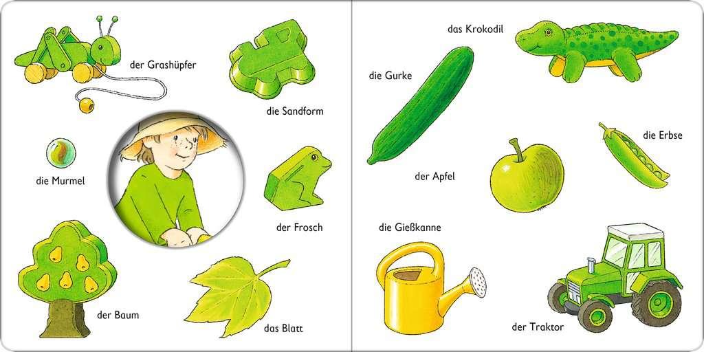 Mein erstes Gucklochbuch: Farben | Bücher | Baby und Kleinkind ...