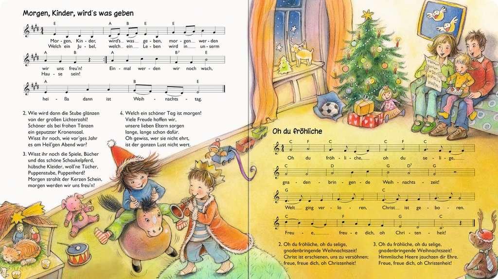 Meine liebsten Weihnachtslieder | Babybücher und Pappbilderbücher ...