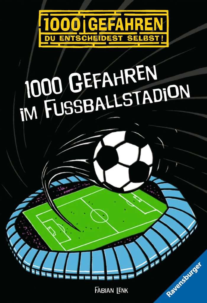 1000 Gefahren im Fußballstadion - Bild 1 - Klicken zum