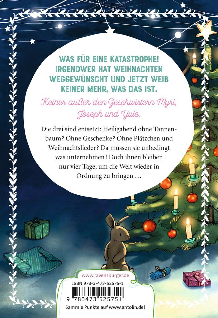 Der Tag, an dem Weihnachten verschwand   Kinderliteratur ...