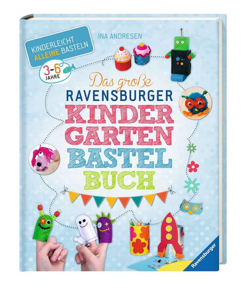 Das Grosse Ravensburger Kindergarten Bastelbuch Malbucher Und