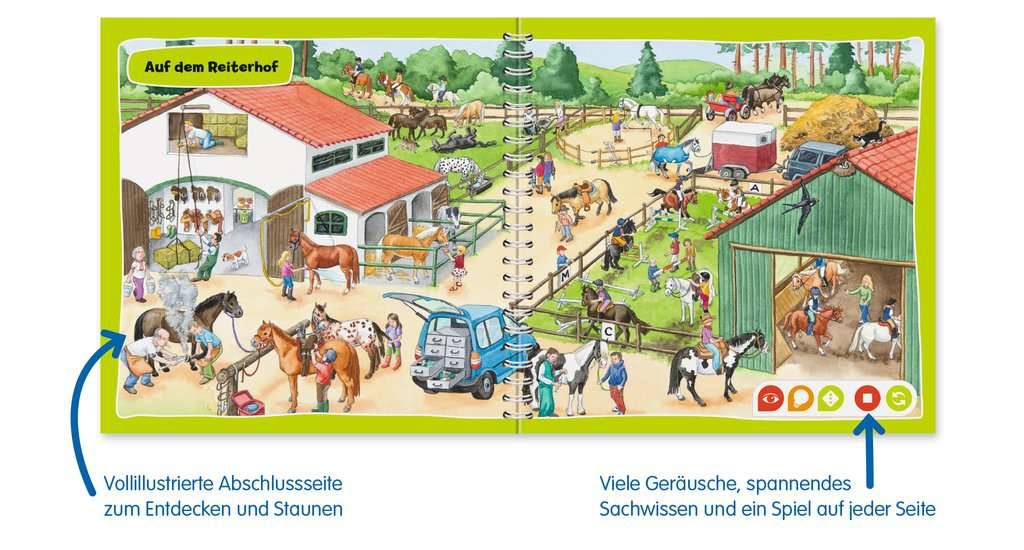 Begeistert Mosaikbastelset Mosaik Mosaikbilder Pferde Pony Ponies Reiten Bastelset Ponyhof Creativsets