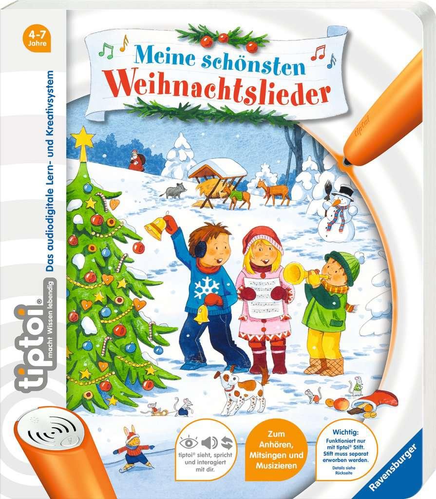 tiptoi® Meine schönsten Weihnachtslieder | tiptoi® | Kinderbücher ...