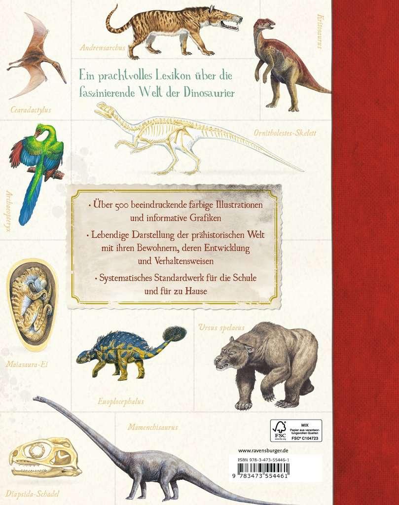 Lexikon der Dinosaurier und Urzeittiere   Kindersachbücher   Bücher ...