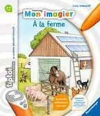 tiptoi® - Mon imagier - A la ferme tiptoi®;Livres tiptoi® - Ravensburger