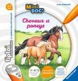 tiptoi® - Mini Doc  - Chevaux et poneys tiptoi®;Livres tiptoi® - Ravensburger