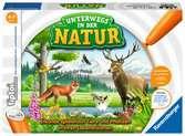 tiptoi® Unterwegs in der Natur tiptoi®;tiptoi® Spiele - Ravensburger