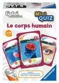 tiptoi® - Mini Quiz - Le corps humain tiptoi®;Jeux tiptoi® - Ravensburger