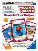 tiptoi® Wissen & Quizzen: Menschlicher Körper tiptoi®;tiptoi® Spiele - Ravensburger
