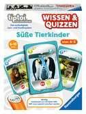 tiptoi® Wissen & Quizzen: Süße Tierkinder tiptoi®;tiptoi® Spiele - Ravensburger