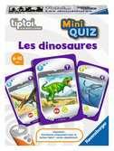tiptoi® - Mini Quiz - Les dinosaures tiptoi®;Jeux tiptoi® - Ravensburger