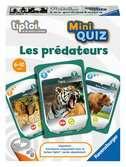 tiptoi® - Mini Quiz - Les prédateurs tiptoi®;Jeux tiptoi® - Ravensburger