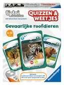 tiptoi® - Quizzen & weetjes: Gevaarlijke roofdieren tiptoi®;tiptoi® de spellen - Ravensburger
