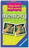 Jonge dieren memory® Spellen;Pocketspellen - Ravensburger