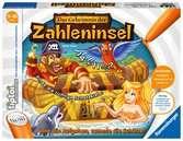 Das Geheimnis der Zahleninsel tiptoi®;tiptoi® Spiele - Ravensburger