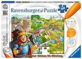 Puzzeln, Entdecken, Erleben: Die Ritterburg tiptoi®;tiptoi® Puzzle - Ravensburger