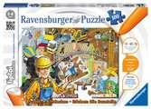 tiptoi® Puzzeln * Entdecken * Erleben: Die Baustelle tiptoi®;tiptoi® Puzzle - Ravensburger