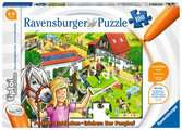tiptoi® Puzzeln, Entdecken, Erleben: Der Ponyhof tiptoi®;tiptoi® Puzzle - Ravensburger