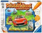 tiptoi® In Deutschland unterwegs tiptoi®;tiptoi® Spiele - Ravensburger