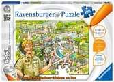 Puzzeln, Entdecken, Erleben: Im Zoo tiptoi®;tiptoi® Puzzle - Ravensburger