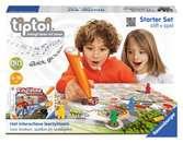 tiptoi® starterset - spel  de Engelse detective  tiptoi®;tiptoi® starter-sets - Ravensburger