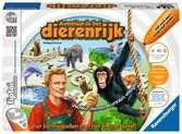 tiptoi® - avontuur in het dierenrijk tiptoi®;tiptoi® de spellen - Ravensburger