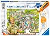 Le zoo tiptoi®;Puzzles tiptoi® - Ravensburger