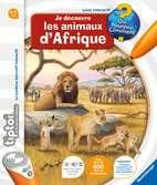 Je découvre les animaux d Afrique tiptoi®;Livres tiptoi® - Ravensburger