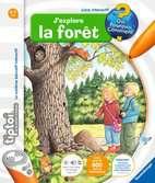 J explore la forêt tiptoi®;Livres tiptoi® - Ravensburger
