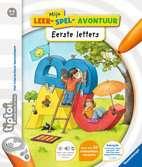 tiptoi® mijn leer-spel-avontuur: Eerste letters tiptoi®;tiptoi® boeken - Ravensburger