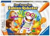 Der hungrige Zahlen-Roboter tiptoi®;tiptoi® Spiele - Ravensburger