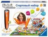 """Starter-Set """"Die Englisch Detektive"""" (russische Ausgabe) tiptoi®;tiptoi® Produkte auf Russisch - Ravensburger"""